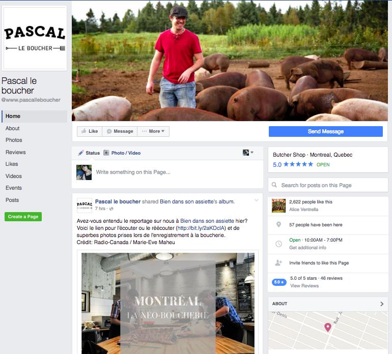Pascal le boucher -  animation de communautés