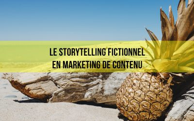 Le storytelling fictionnel en marketing de contenu