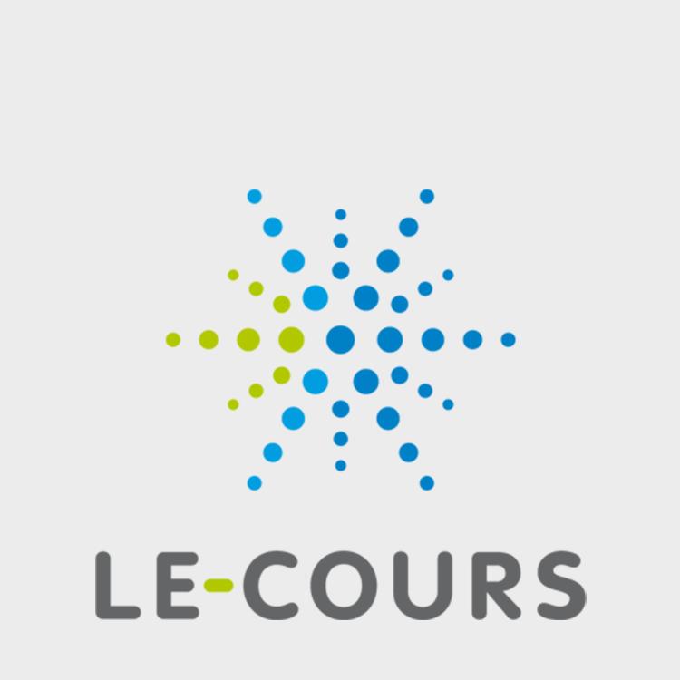 Un nouveau site internet pour Le-cours.ca