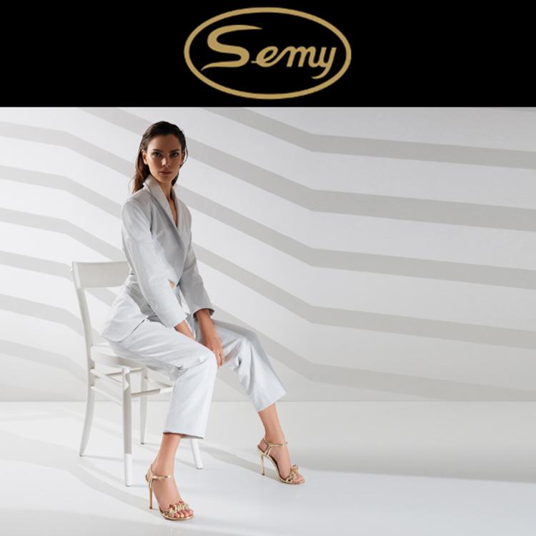 Un nouveau site web pour Chaussures Semy
