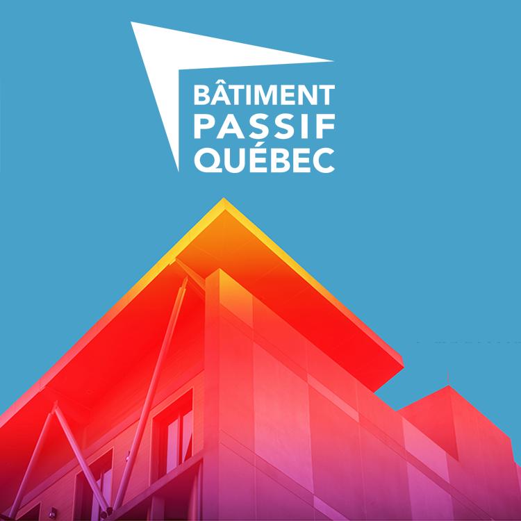 Nouveau site internet et nouvelle identité visuelle pour Bâtiment passif Québec